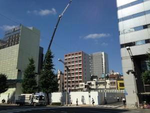旧三洋電機東京本社ビル